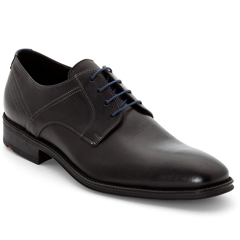 Lloyd Gala Black Shoes Image
