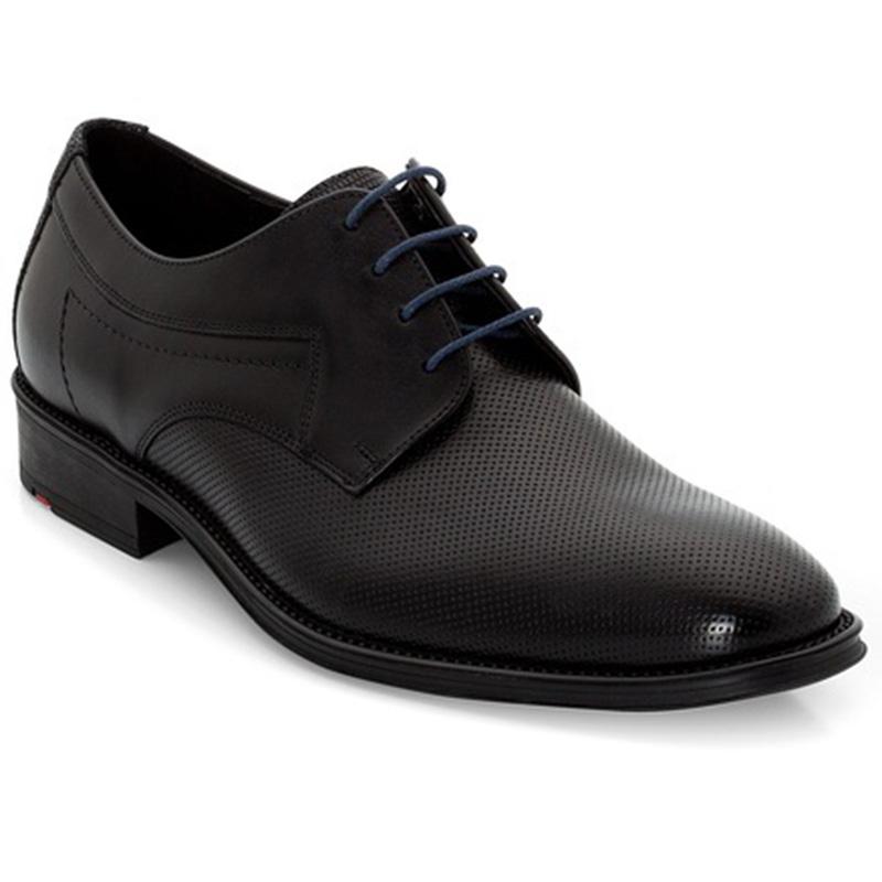 Lloyd Gherom Shoes Black / Blue Image