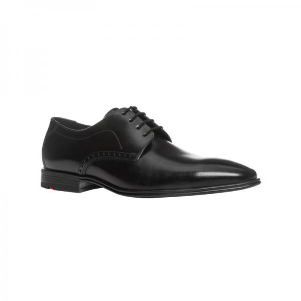 Lloyd Hedin Plain Toe Shoes Black Image