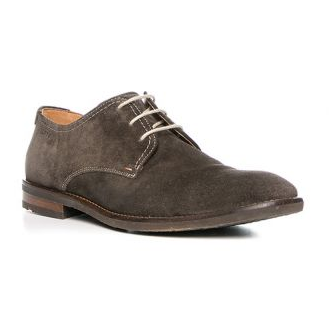 Lloyd Hel Suede Lace Up Shoes Sepia Image