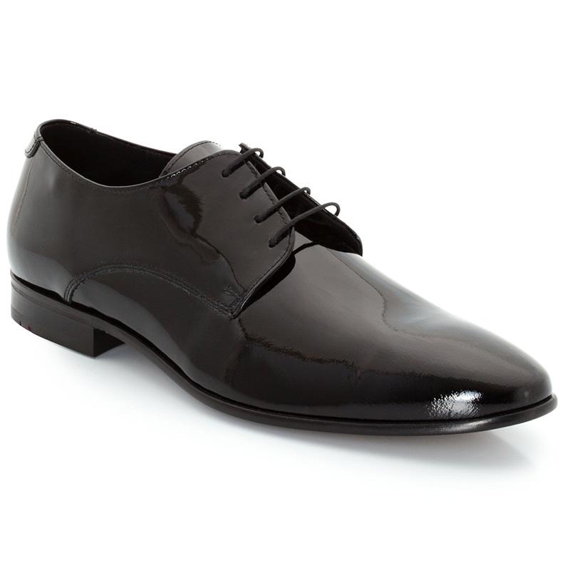 Lloyd Jerez Black Shoes Image