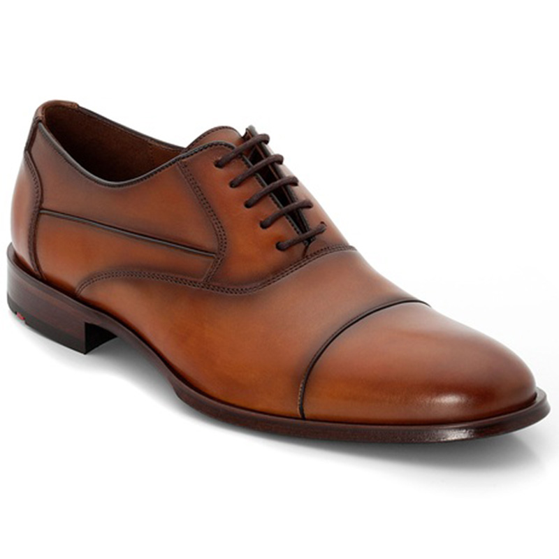 Lloyd Largo Shoes Cognac Image