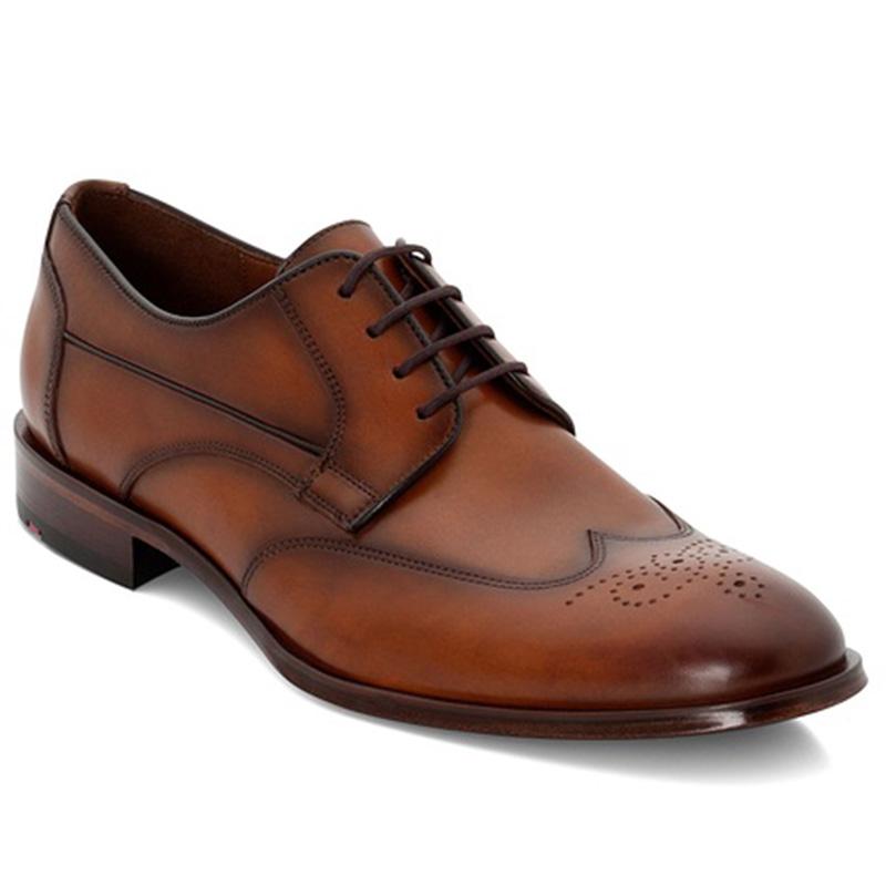 Lloyd Lasko Shoes Cognac Image