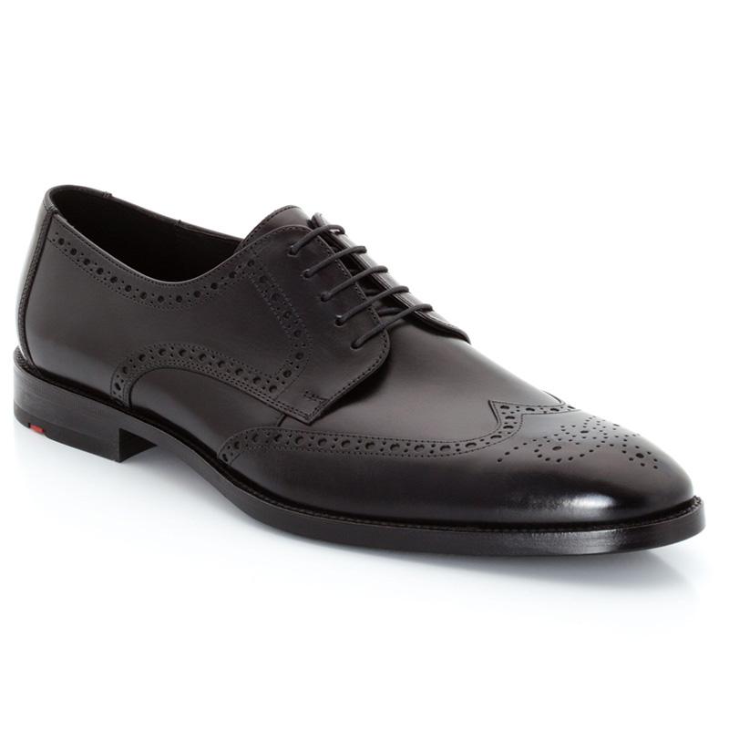 Lloyd Lucien Black Shoes Image