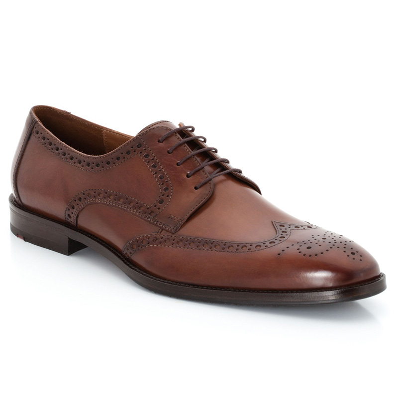Lloyd Lucien Brown Shoes Image