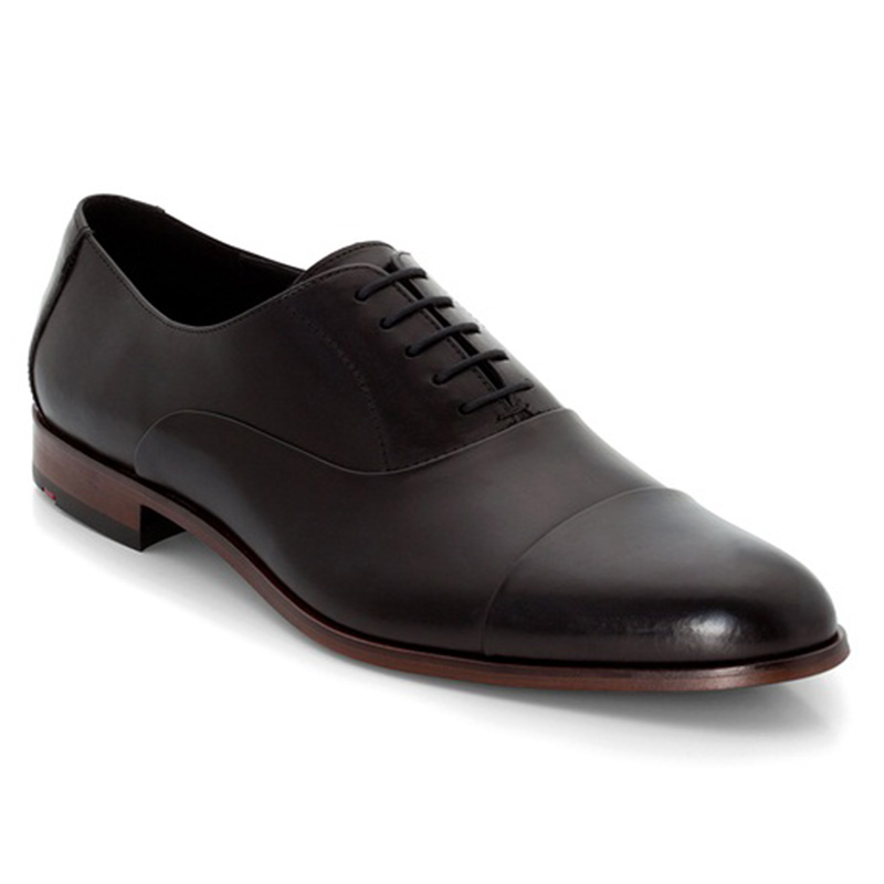 Lloyd Malik Black Shoes Image