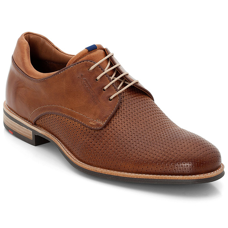Lloyd Malloy Shoes Cognac Image
