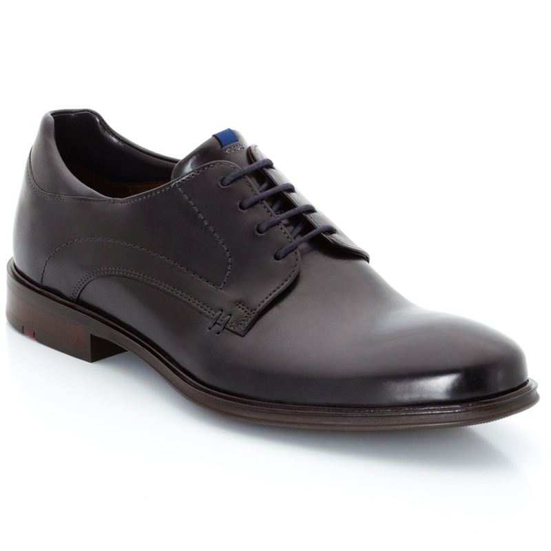 Lloyd Milan Black Shoes Image