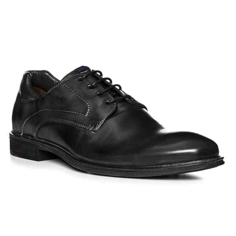 Lloyd Milan Lace Up Shoes Black Image