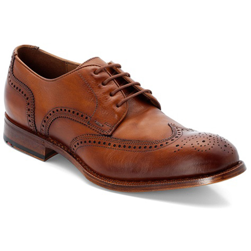 Lloyd Olon Shoes Cognac Image