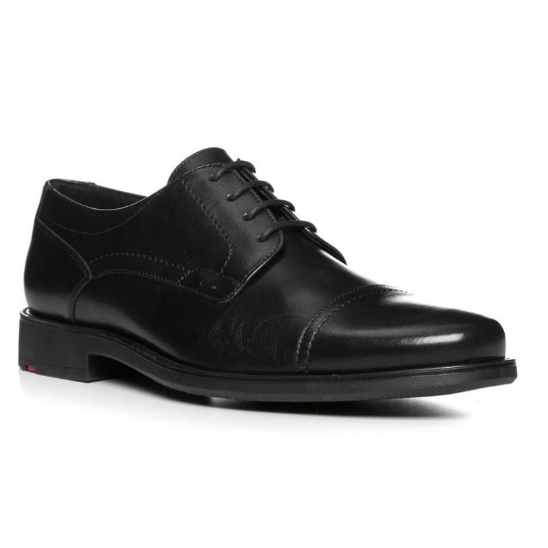 Lloyd Oskol Lace Up Shoes Black Image
