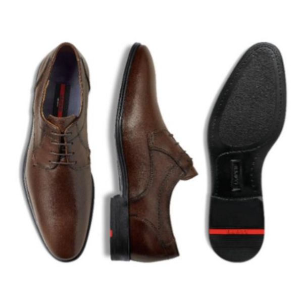 Lloyd Osmond Brown Shoes Image