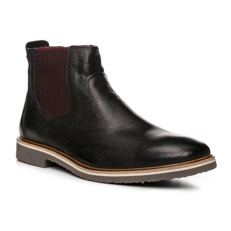 Lloyd Slava Ankle Boots Black Image