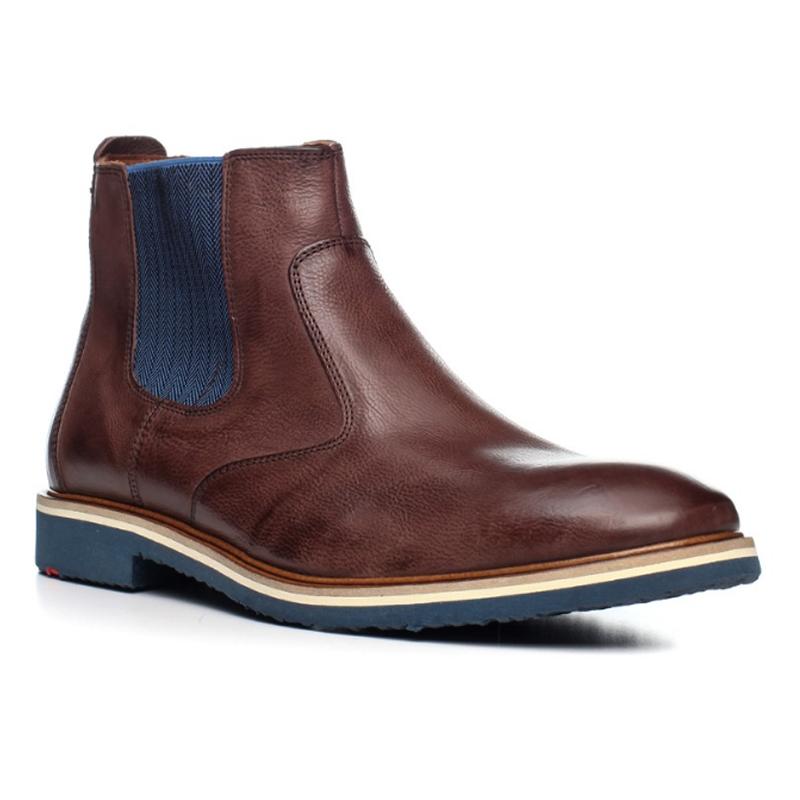 Lloyd Slava Ankle Boots Brown Image
