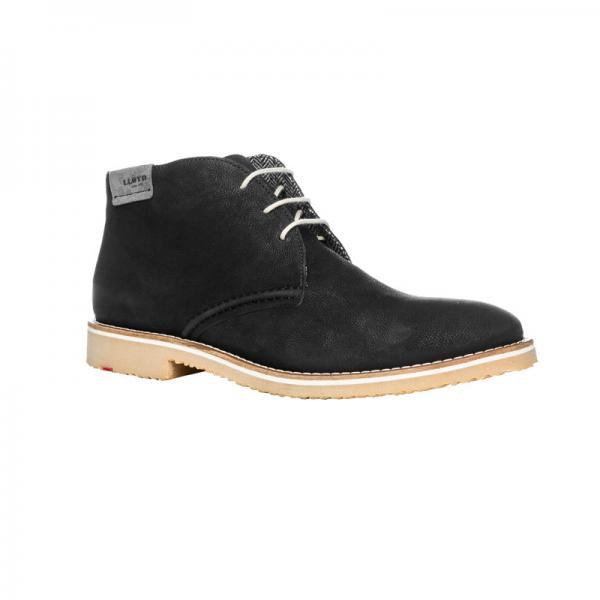 Lloyd Spider Suede Boots Black Image