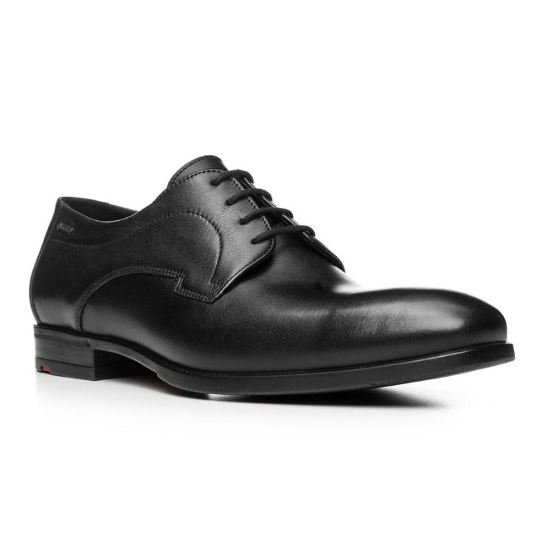 Lloyd Valencia Derby Shoes Black Image