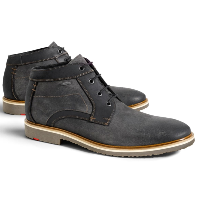 Lloyd Valentin Black Boots Image