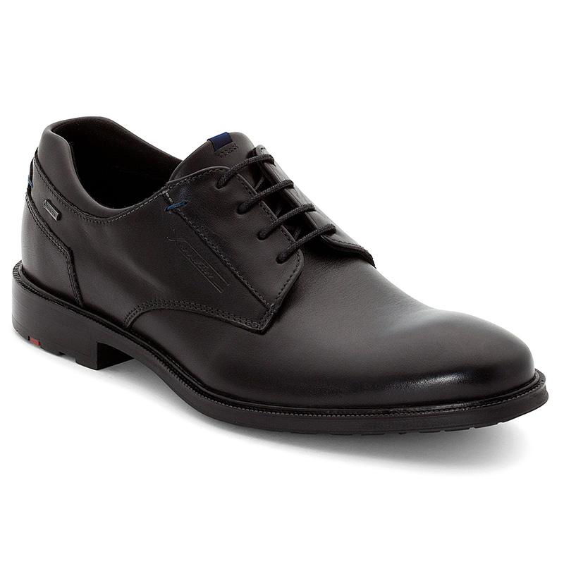 Lloyd Veria Black Shoes Image