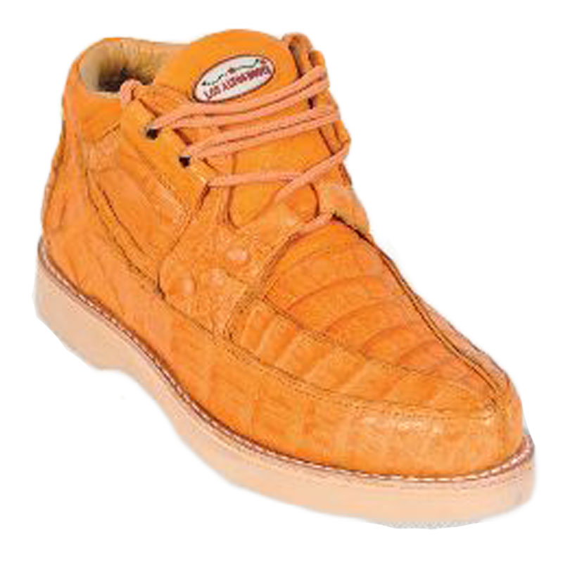 Los Altos Caiman Casual Shoes Buttercup Image