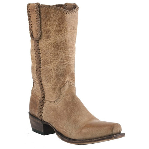 lucchese m2602 74 mad goat leather boots pearl