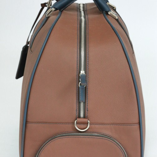 Leather driving gloves with zipper - Massimiliano Stanco Boston Trolley Bag Brown Mensdesignershoe Com