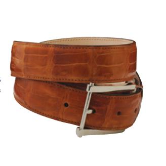 Mauri 100-35 Baby Crocodile Belt (Special Order) Image