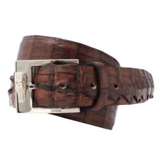 Mauri 100-35 Hornback Belt Brown Image