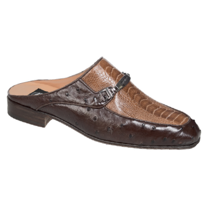 Mauri 2450-1 Ostrich Loafers Sport Rust / Cork Brown (SPECIAL ORDER) Image