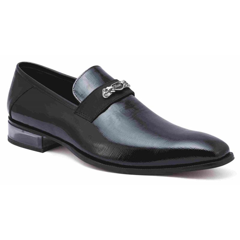 Mauri 4951 Player Loafers Black Image