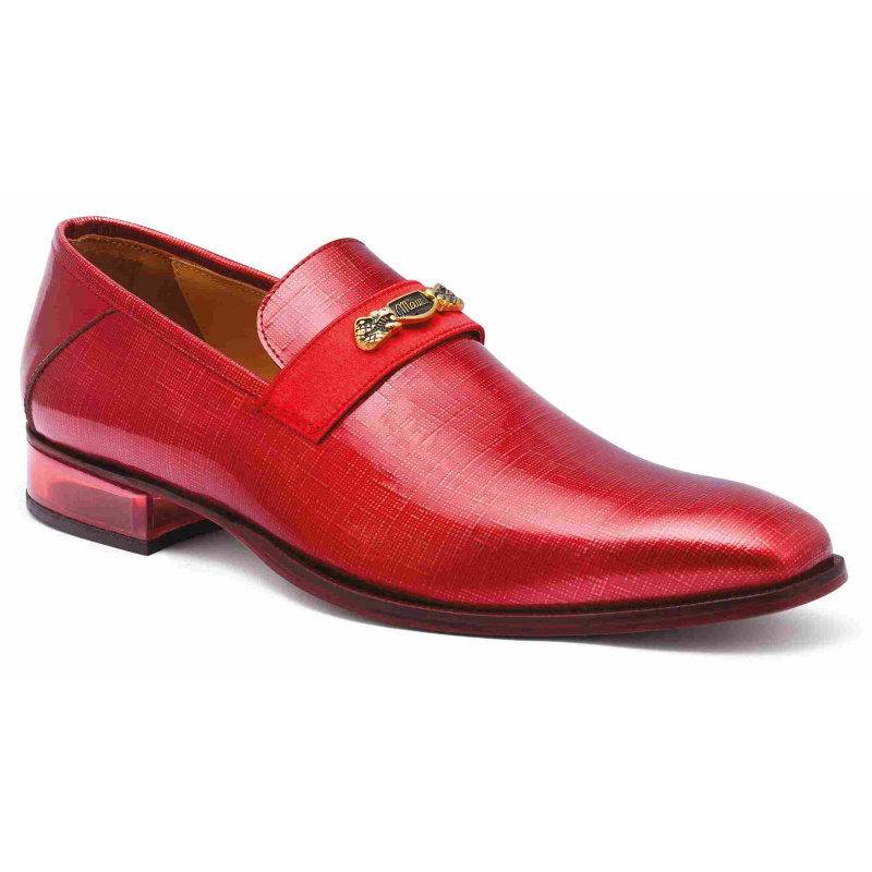 Mauri 4951 Player Loafers Red Image