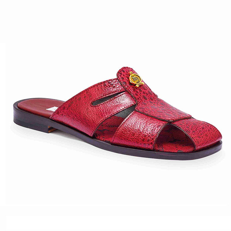 Mauri 5105 Frog Sandals Ruby Red (Special Order) Image