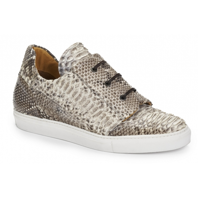 Mauri 8589 Python Sneakers Natural (Special Order) Image