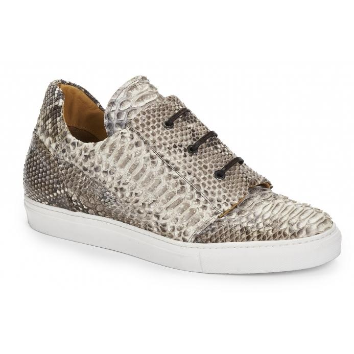Mauri 8589 Python Sneakers Natural Image