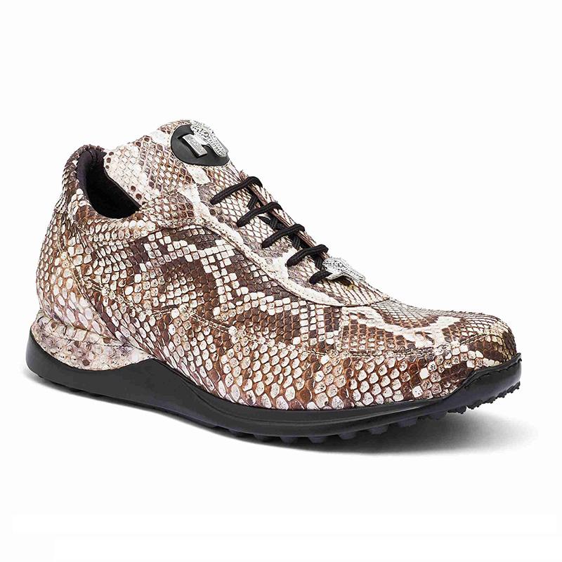 Mauri 8900 2 Python Sneakers Natural Image