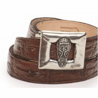 Mauri Alligator Belt Sport Rust (Special Order) Image