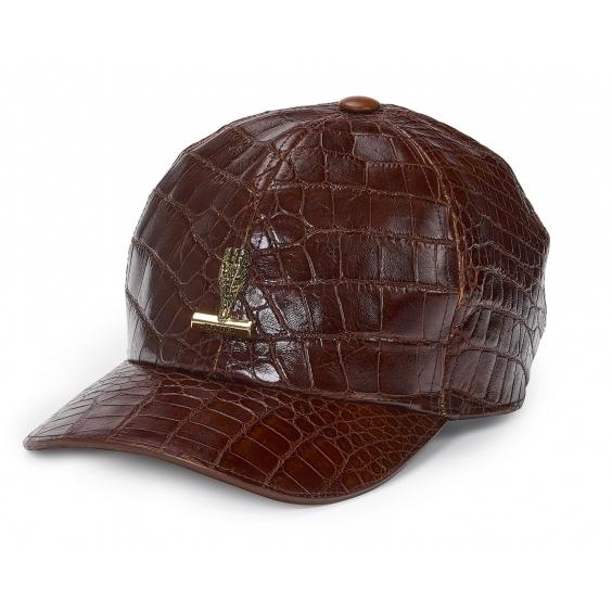 Mauri H65 Alligator Hat Gold Image