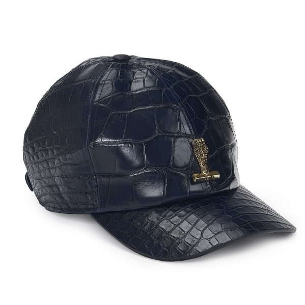 Mauri H65 Alligator Hat Wonder Blue Image