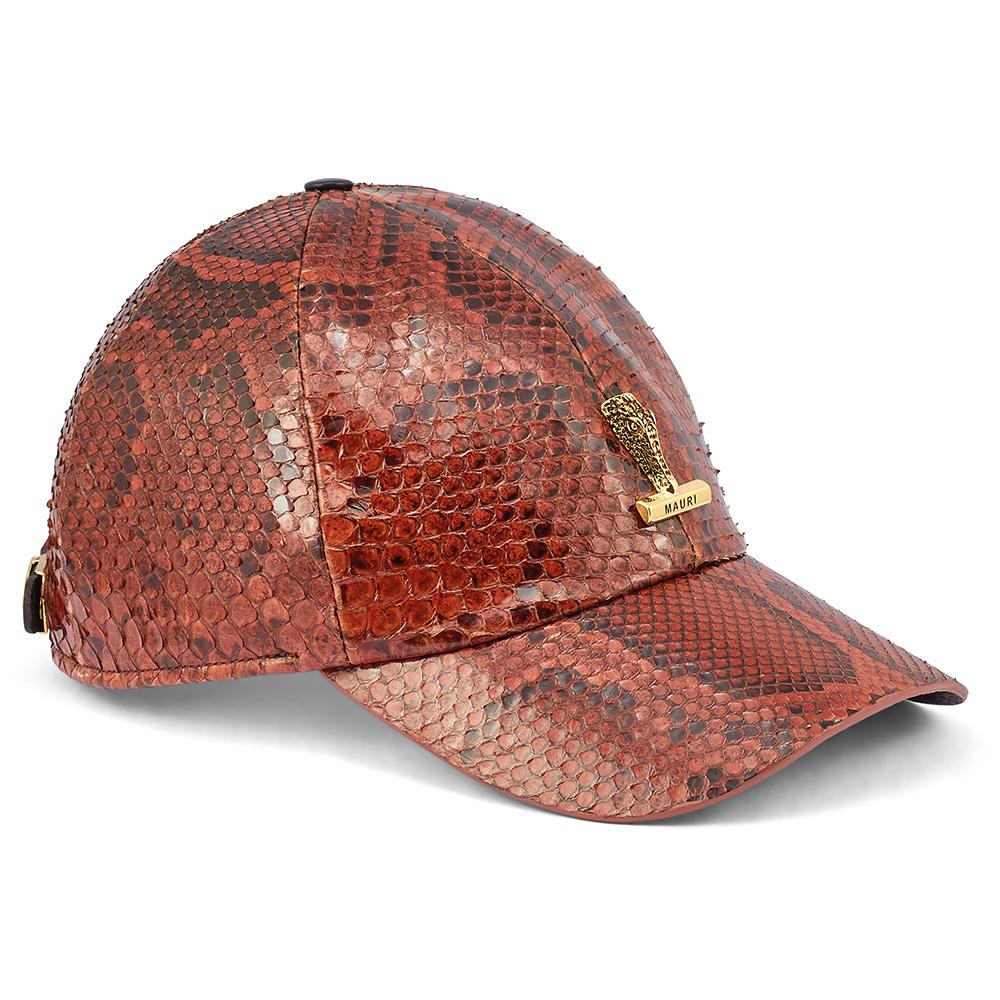 Mauri H65 Python Hat Black / Gold Image