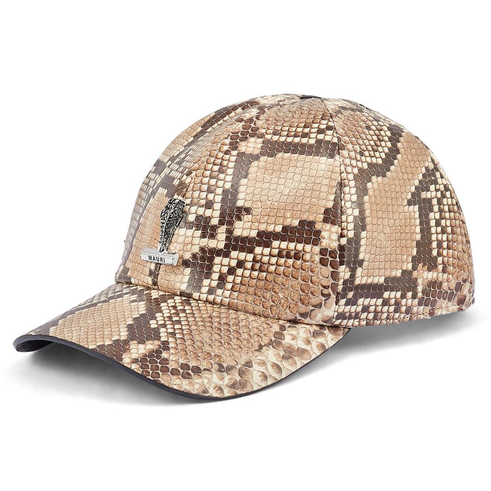 Mauri H65 Python Hat Natural Image