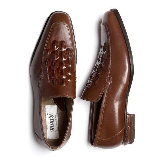 """Mauri """"Cool"""" 1172 Hornback Shoes Black (Special Order) Image"""