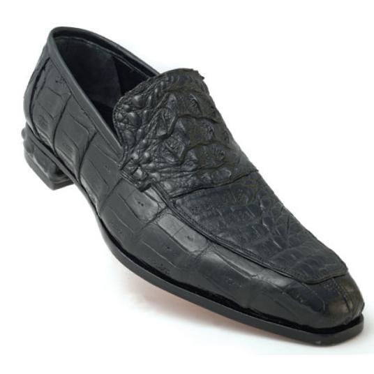 Mauri Romeo 4615 Hornback & Crocodile Loafers (SPECIAL ORDER) Image
