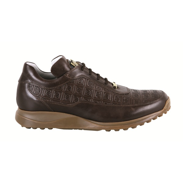 Mauri 8868 Soft Leather Sneakers Brown (Special Order) Image