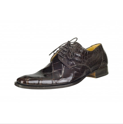 Mauri Falco M508 Alligator Shoes Sport Rust (Special Order) Image