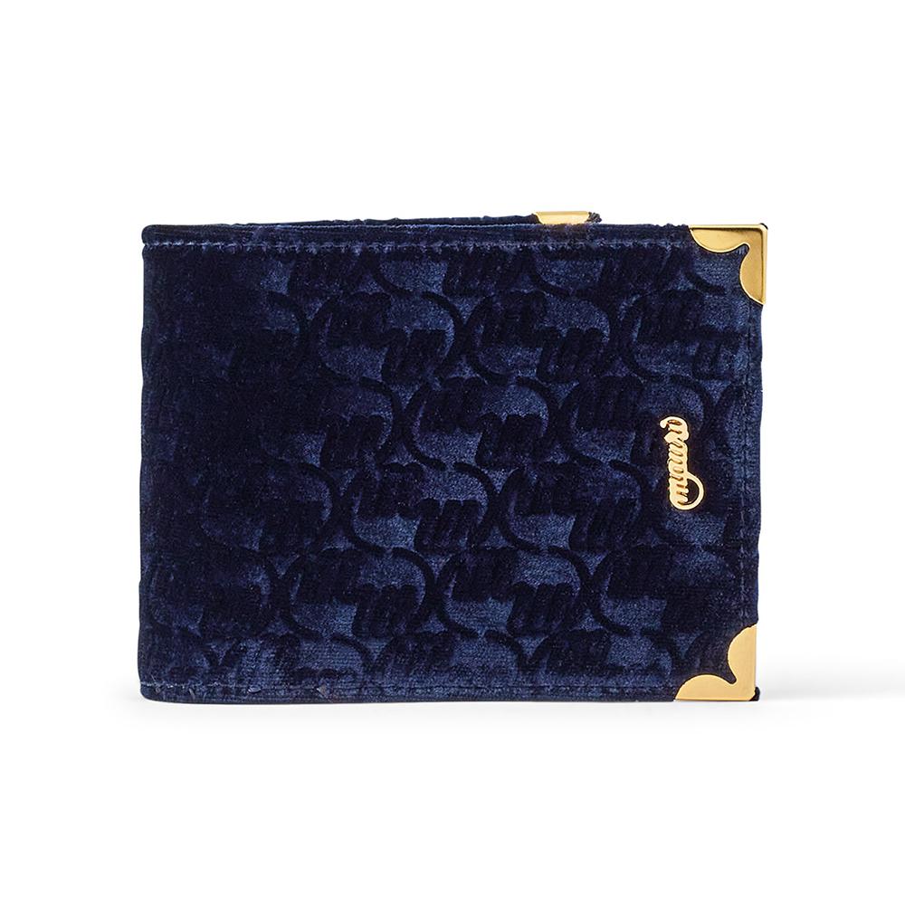 Mauri W2 Velvet Wallet W Blue Image
