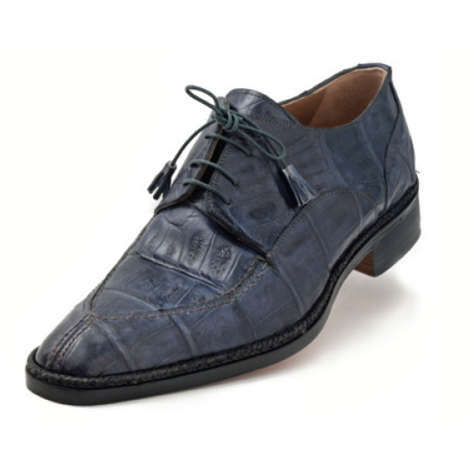 Mauri Zeus 4662 Baby Crocodile Shoes  (Special Order) Image