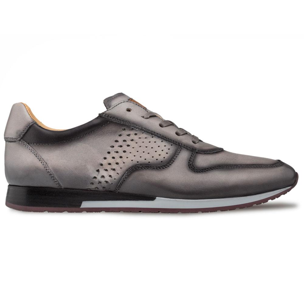 Mezlan A806 Patina Hybrid Sneaker Pearl Grey Image