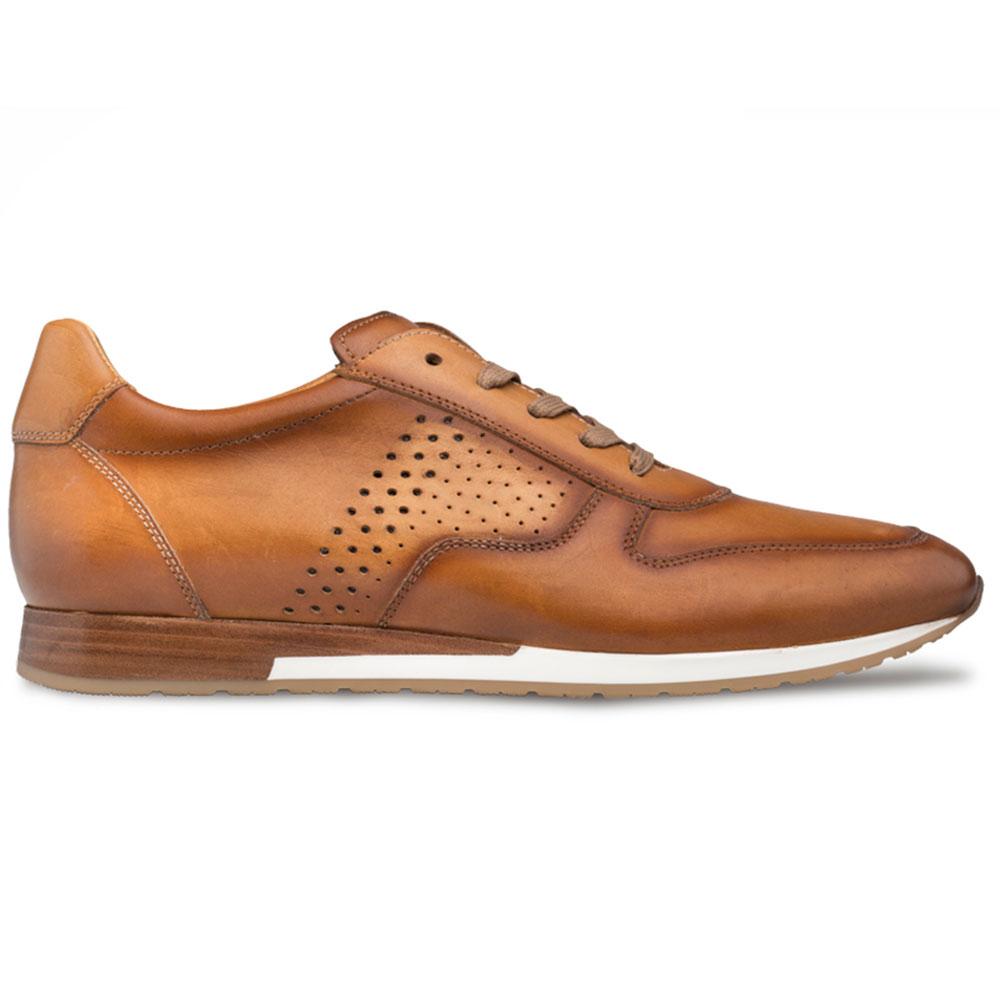 Mezlan A806 Patina Hybrid Sneaker Tan Image