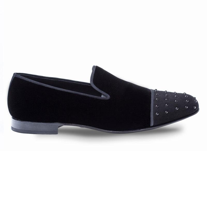 Mezlan Abel Loafers Black Image
