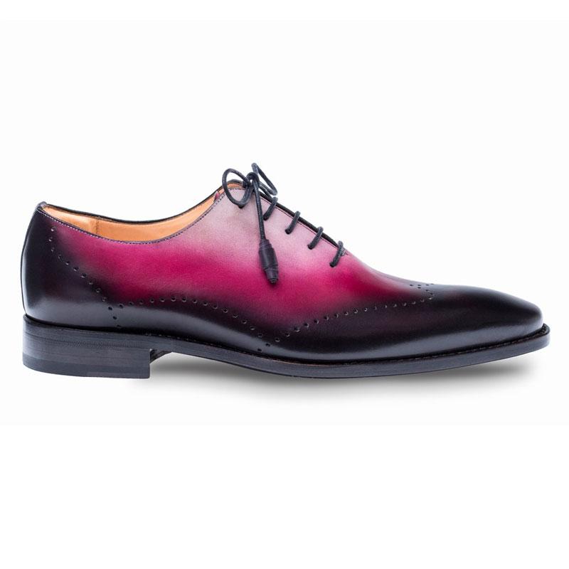 Mezlan Addy Oxford Shoes Black Multi Image
