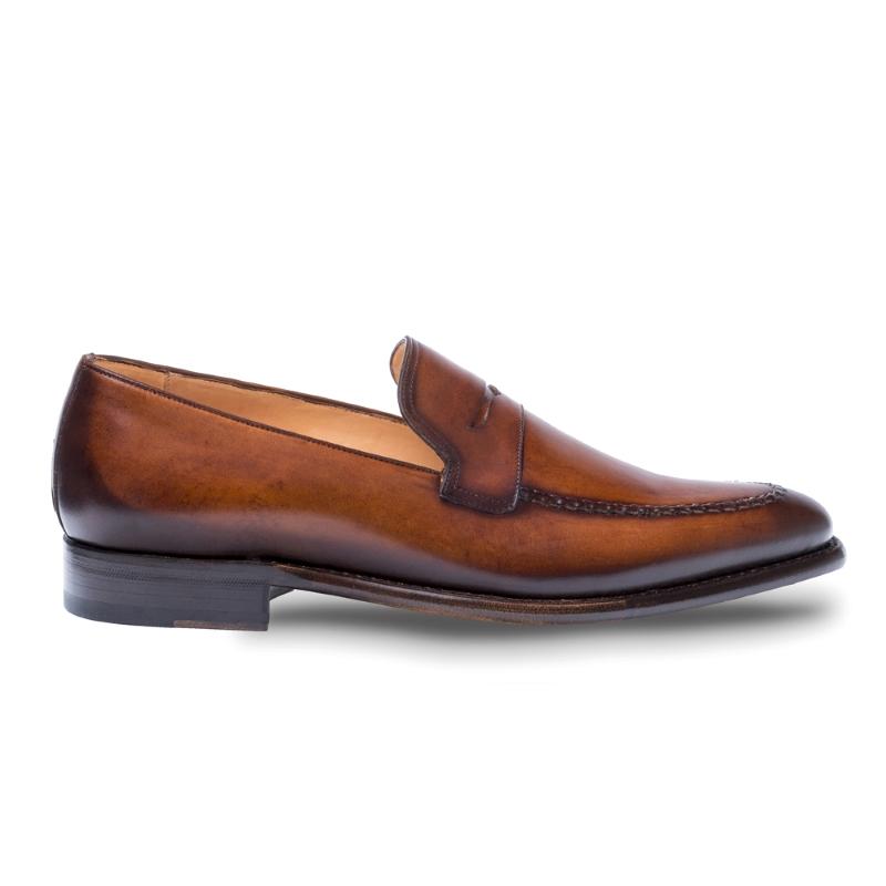 Mezlan Adler Loafers Cognac Image